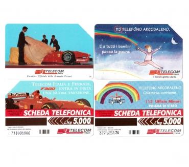 Foto di Vivastreet.it 22 schede telefoniche usate da collezione Italia