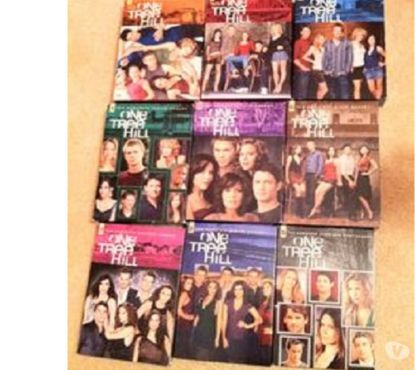 Foto di Vivastreet.it Dvd originali serie tv ONE TREE HILL 9 stagioni