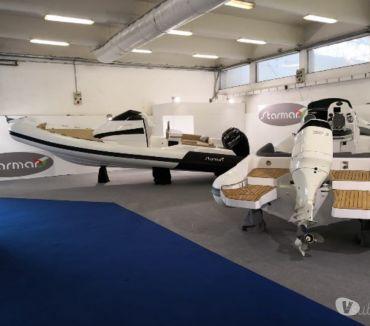 Foto di Vivastreet.it gommone Starmar 8 wa di qualità superiore sport cabin