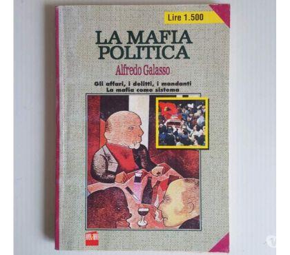 Foto di Vivastreet.it La mafia politica - Affari, delitti, mandanti