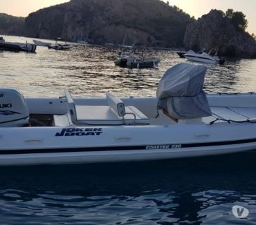 Foto di Vivastreet.it gommone coaster 650 cv175 4t suzuki full white