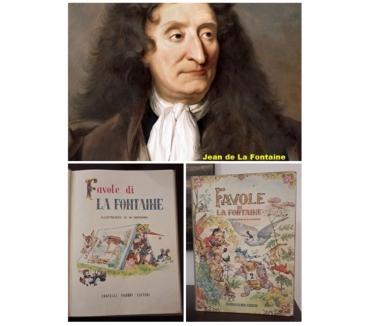 Foto di Vivastreet.it FAVOLE DI LA FONTAINE, J. de La Fontaine, ill. W. Cremonini.