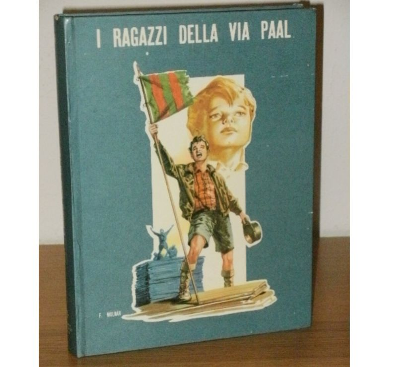 Foto di Vivastreet.it I RAGAZZI DELLA VIA PAAL, F. Molnár, 1^ Ed. Girotondo 1966.