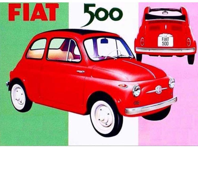 Foto di Vivastreet.it RICAMBI NUOVI E USATI FIAT 500 EPOCA