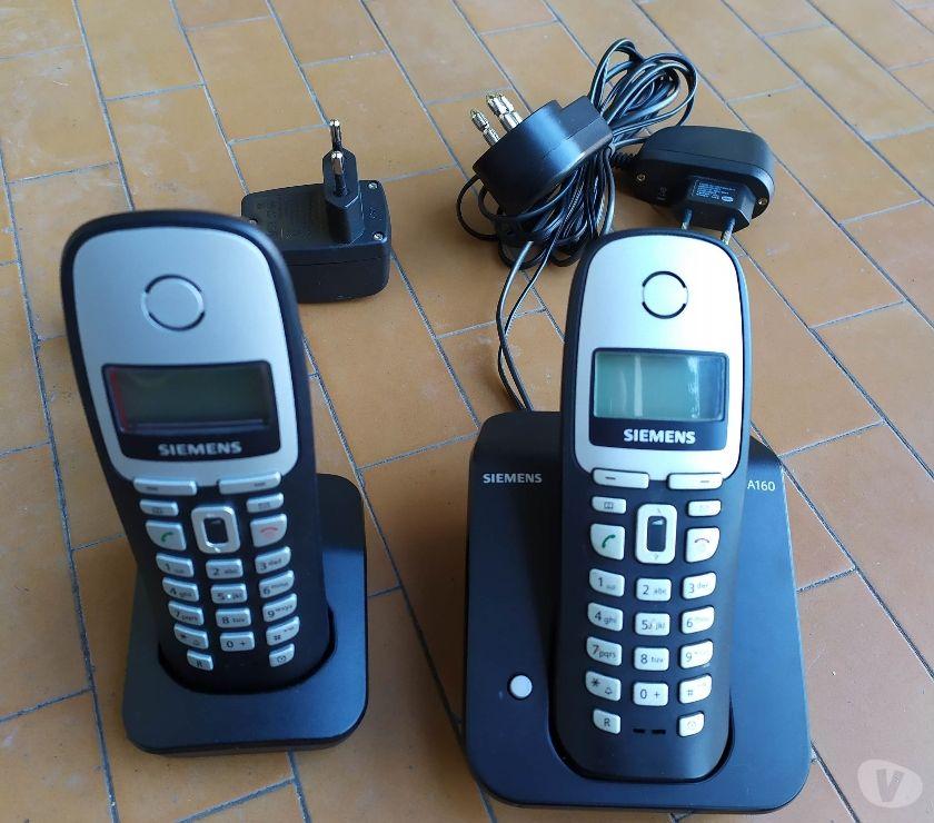 Foto di Vivastreet.it Telefono Panasonic mod. KX-TS520EX e cordless Dect