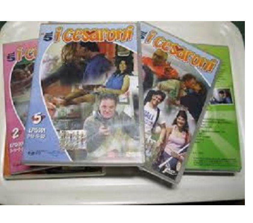 Foto di Vivastreet.it Dvd originali serie tv I CESARONI 6 stagioni
