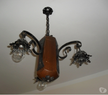 Foto di Vivastreet.it lampadario vintage