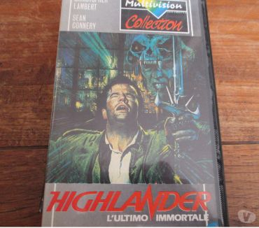 Foto di Vivastreet.it HIGLANDER VHS