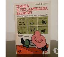 Foto di Vivastreet.it TIMBRA IL TUO CARTELLINO, BRISTOW! Frank Dickens,1^ Ed. 1969