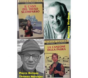 Foto di Vivastreet.it GIALLO JUNIOR, ARNOLDO MONDADORI EDITORE, N. 33 e N. 40.