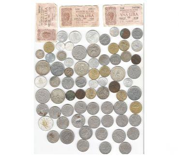 Foto di Vivastreet.it Monete Italiane dal 1850 Lire Vittorio Emanuele e estere