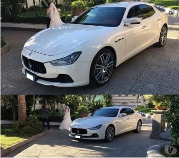 Foto di Vivastreet.it Noleggio auto matrimoni Maserati Quattroporte