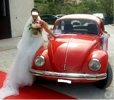 Foto di Vivastreet.it Maggiolino wedding car