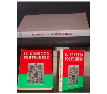 Foto di Vivastreet.it IL SONETTO PORTOGHESE, LEO NEGRELLI, IL FAUNO EDITORE 1964