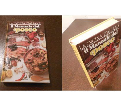 Foto di Vivastreet.it Il Manuale del pesce, Stella Donati, EUROCLUB Aprile 1989.