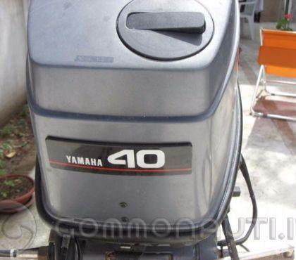 Foto di Vivastreet.it motore 40 cv yamaha autolube L