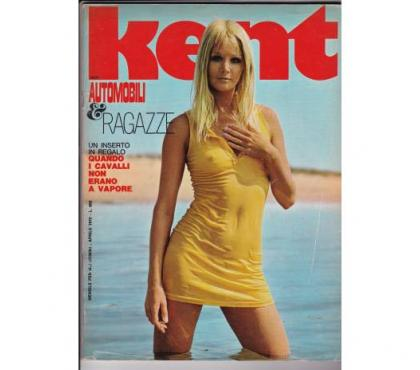 Foto di Vivastreet.it 1970 Rivista Kent Aprile Mensile