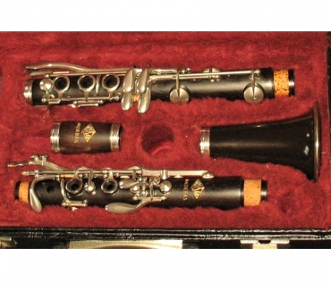 Foto di Vivastreet.it Clarinetto in Ebano ARTISAN (Buffet E13) come Nuovo
