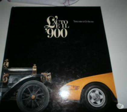 Foto di Vivastreet.it l'auto ed il 900 traguardi di un sec libro auto d'epoca 1986