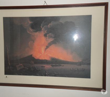 Foto di Vivastreet.it Stampe di gouaches del Vesuvio