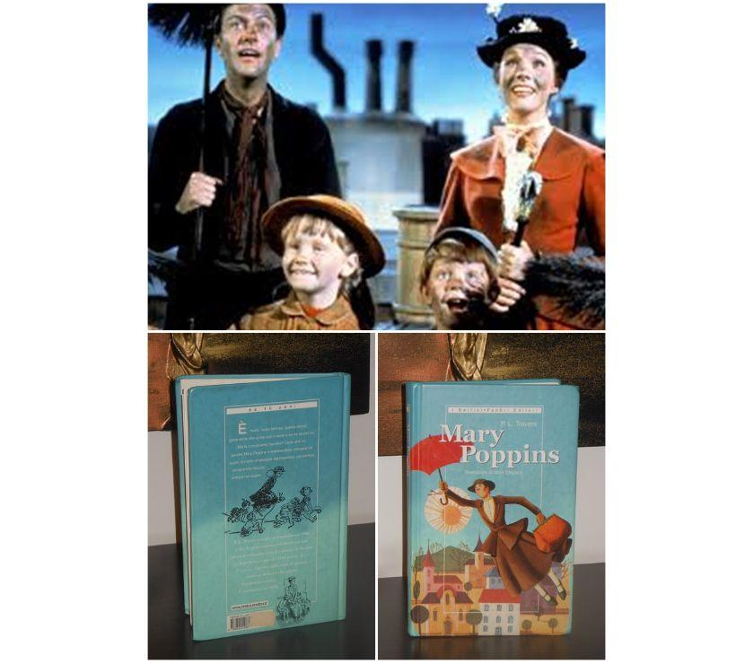 Foto di Vivastreet.it Mary Poppins, P. L. Travers, I Delfini Fabbri, 2001.