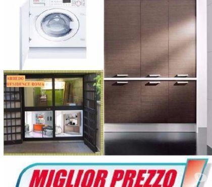 Foto di Vivastreet.it ARREDO B&B A ROMA-Cucina monoblocco l.155 *OFFICE+Lavatrice