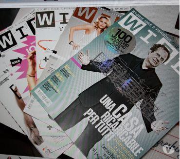 Foto di Vivastreet.it Lotto 5 numeri rivista wired Italia perfetti