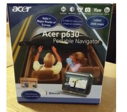 Foto di Vivastreet.it Navigatore Acer P630