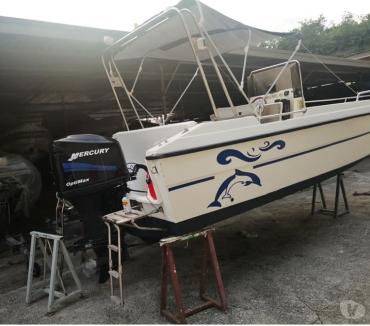 Foto di Vivastreet.it barca open 650 astra 21 optimax full