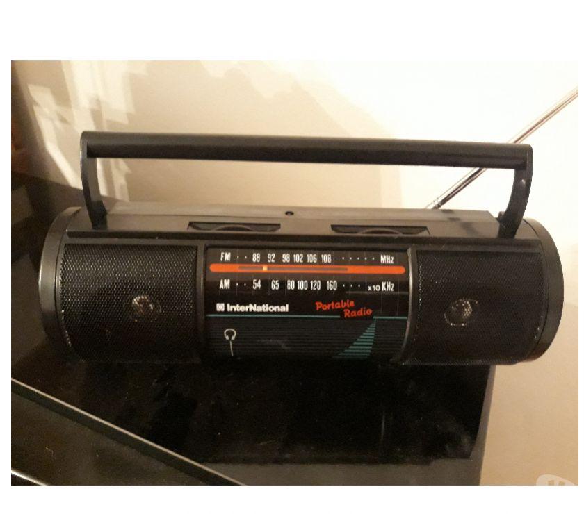 TV - Hi-Fi - Fotografia Reggio nell'Emilia e provincia Scandiano - Foto di Vivastreet.it Radio Portatile Am-Fm Vintage
