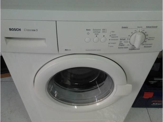 Lavatrice bosch classixx5 per pezzi di ricambio in vendita for Lavatrice si blocca durante il lavaggio