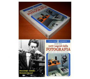 Foto di Vivastreet.it tutti i segreti della FOTOGRAFIA, Alexander Spoerl, 1981.
