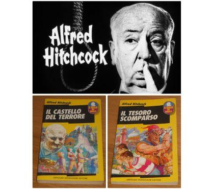 Foto di Vivastreet.it Alfred Hitchcock, IL GIALLO DEI RAGAZZI N. 1 - 3, Mondadori.