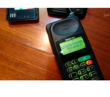 Foto di Vivastreet.it Cellulare Motorola Micro TAC Telecom vintage metà anni 90