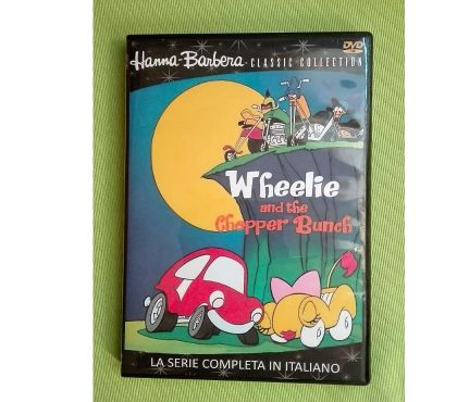 Foto di Vivastreet.it Wheelie and the Chopper Bunch serie animata rarissima in dvd