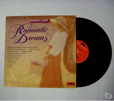 Foto di Vivastreet.it Vinile 33 giri originale del 1980-James Last-Romantic dreams