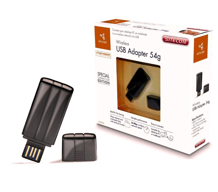 Foto di Vivastreet.it USB ADAPTER SITECOM 54g