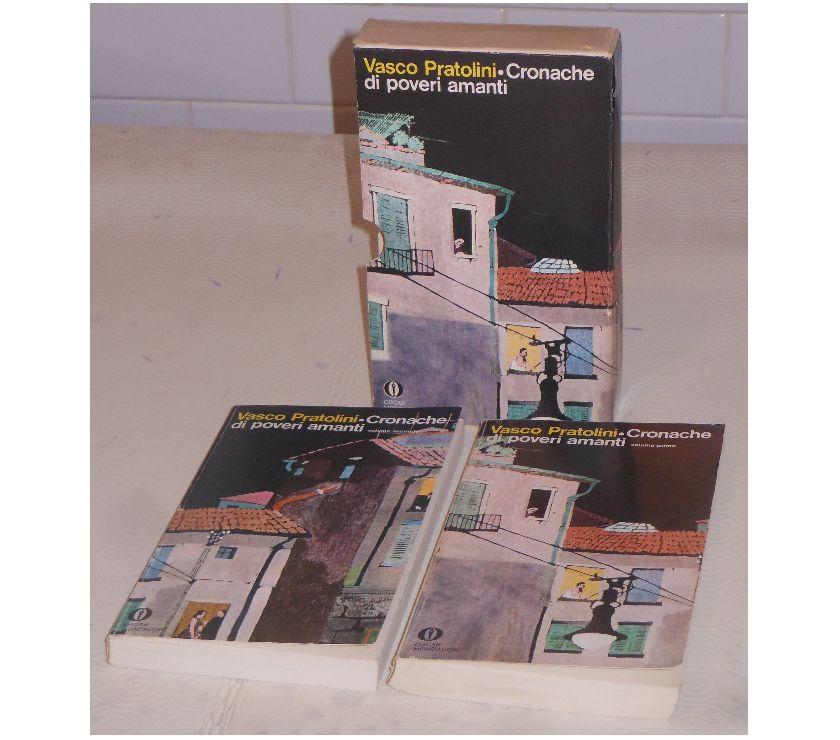 Foto di Vivastreet.it Cronache di poveri amanti, Vasco Pratolini, 2 voll. in cofan