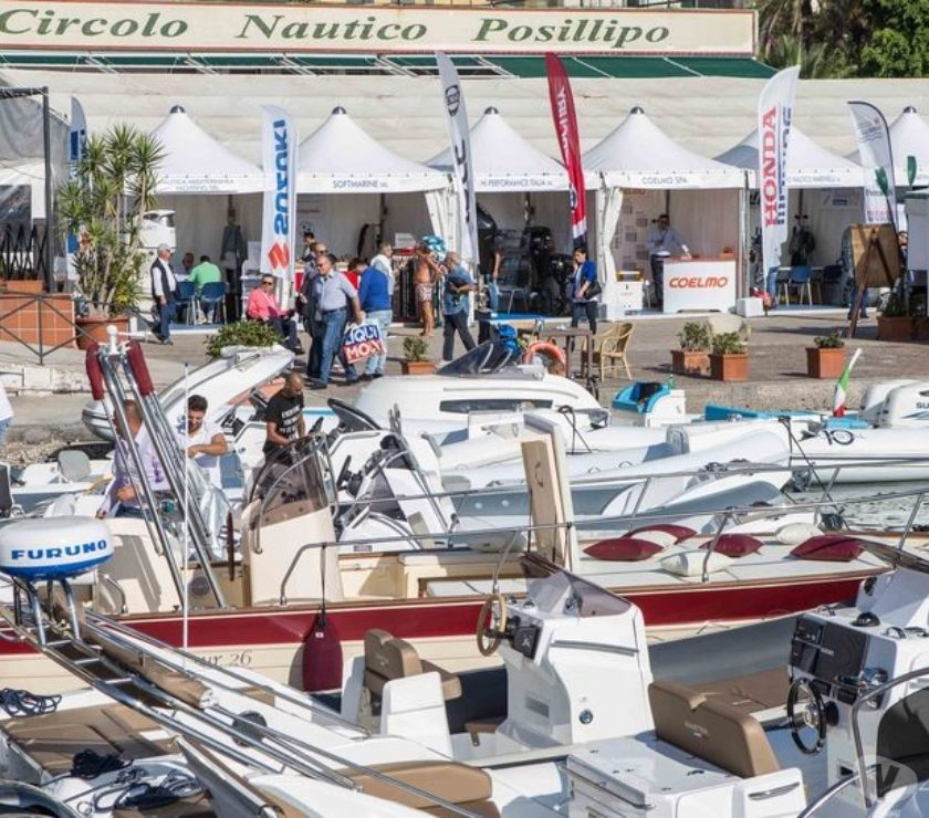 Foto di Vivastreet.it barca open prendisole privato