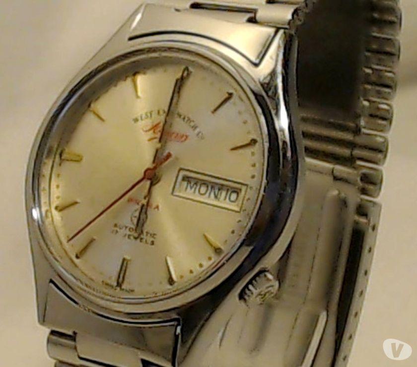 offerte gioielli e orologi Reggio nell'Emilia e provincia Correggio - Foto di Vivastreet.it Automatico vintage West End Watch Co.