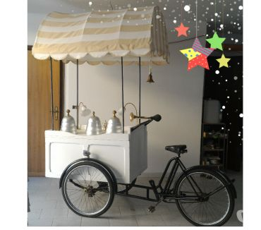 Foto di Vivastreet.it bicicletta carretto gelati - bici allestimenti