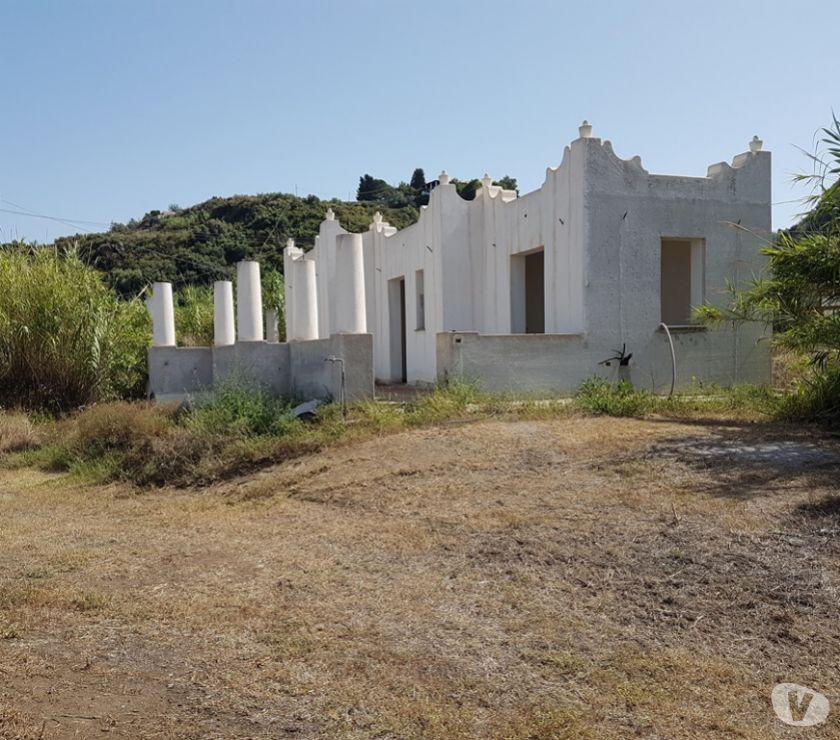 Foto di Vivastreet.it Lipari vendesi villa panoramica in costruzione,cod.ve 833