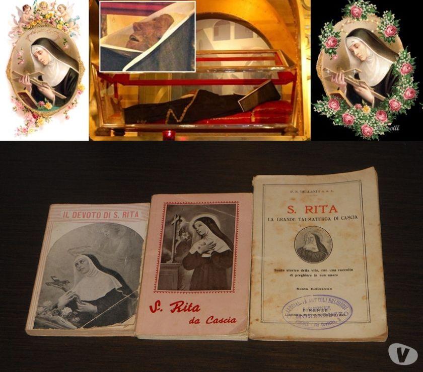 Foto di Vivastreet.it S. RITA da Cascia, 3 LIBRETTI PREGHIERE, 1931-1957-1958.