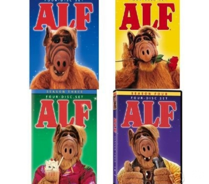 Foto di Vivastreet.it Dvd originali serie tv completa ALF 4 stagioni