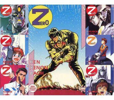 Foto di Vivastreet.it ZERO Nippon Comix, Granata PRESS – BOLOGNA 1991-92,Lotto n.7