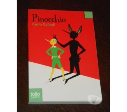Foto di Vivastreet.it Pinocchio Carlo Collodi, Les aventures de Pinocchio.