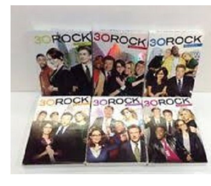 Foto di Vivastreet.it Dvd originali serie tv 30 ROCK 6 stagioni