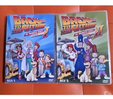 Foto di Vivastreet.it Ritorno al Futuro la serie animata in 2 box dvd