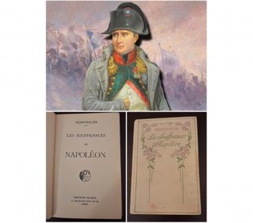 Foto di Vivastreet.it Les Souffrances de Napoléon, MONTHOLON, 1^ Ed. 1923.
