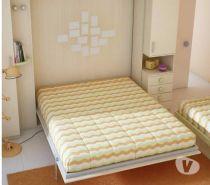 Armadio ponte con mobile letto matrimoniale a scompars in vendita ...